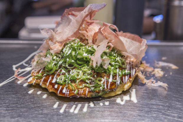 3 japonská jídla 2 Foto: