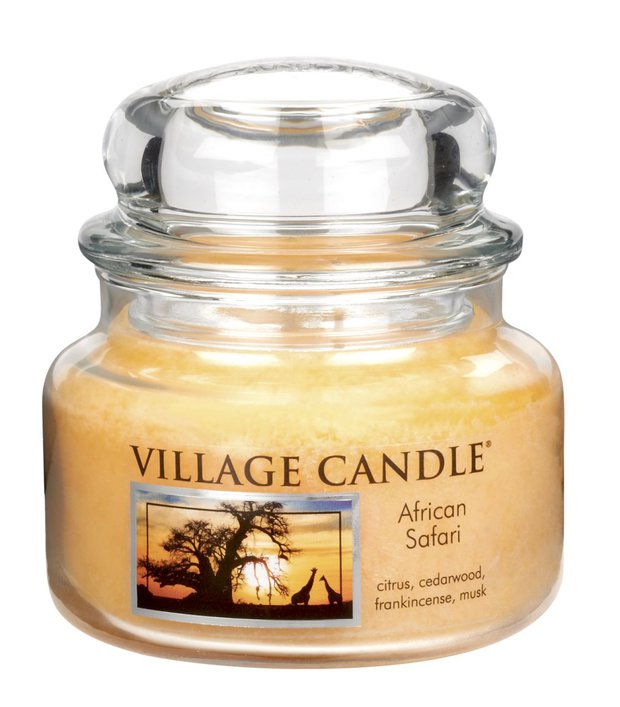Svíčka ve skle African Safari, 339 Kč. Foto: