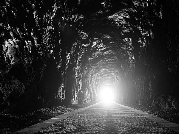 Test - tunel Foto: