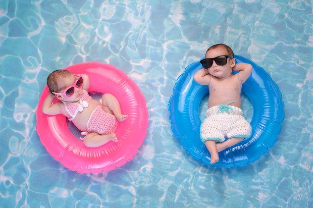 Děti sluneční brýle Foto: