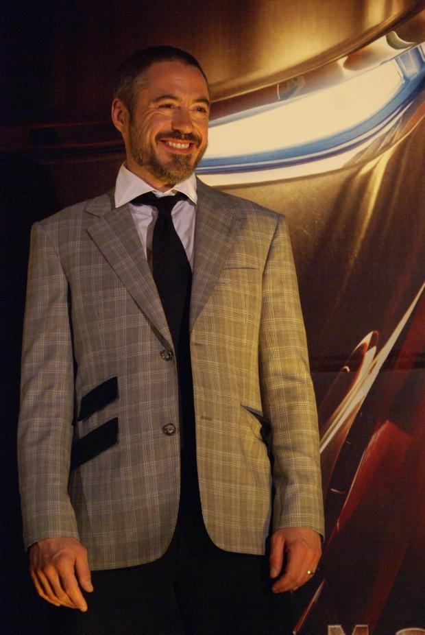 Robert Downey Jr. (Profilová fotografie) Foto: CC-BY-SA-3.0 - Creative Commons Attribution-Share Alike 3.0