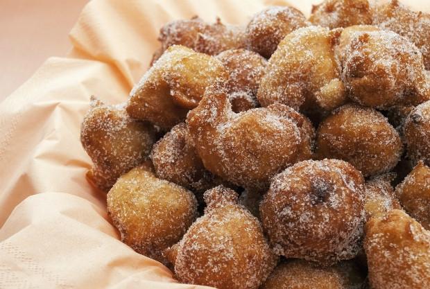 Smažené sladké fritule, Foto: Thinkstock