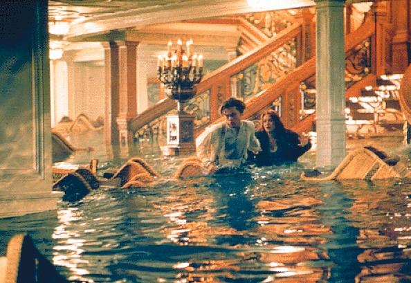 Voda zničila všechny filmové artefakty Foto: Imbd.com