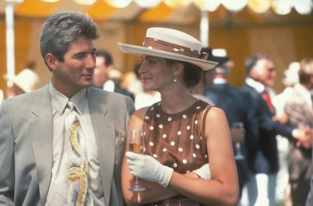 Film Pretty woman Richard Gere a Julia Roberts Foto: archiv