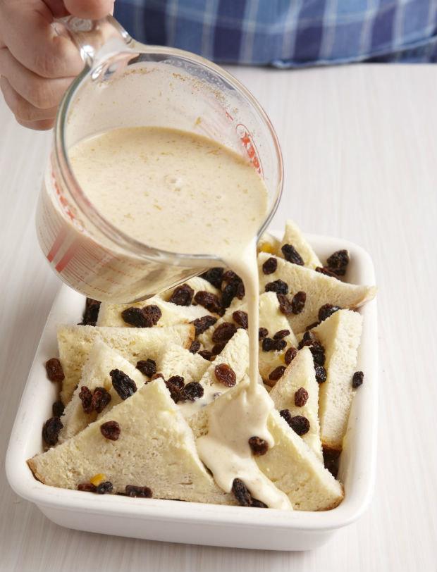 Žemlovka se sušeným ovocem Foto: isifa.com