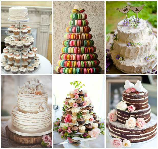 svatební dorty inspirace