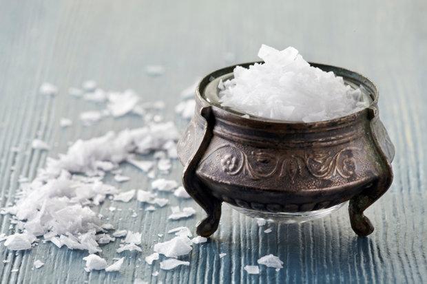 Netradiční druhy soli 2 Foto:
