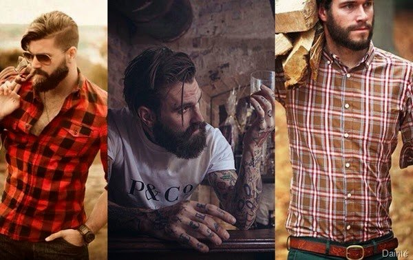 lumbersexual how to what is man trend hot boys by dainte_thumb[5] Foto: