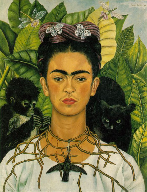 Frida Kahlo - Obrázek 3 Foto: