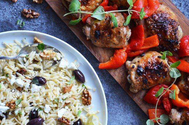 Řecké kuře Foto: