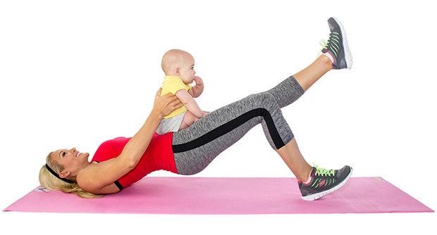 Baby-One-Leg-Hip-Thrusts_RESIZED11 Foto: