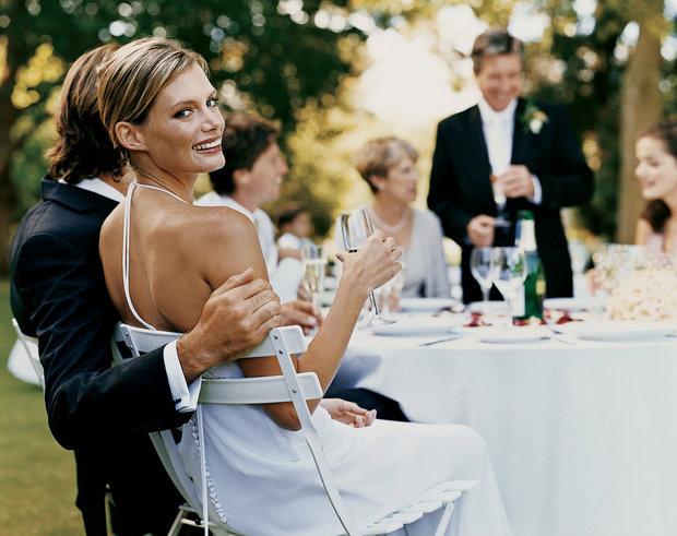 perly na svatbě Foto: