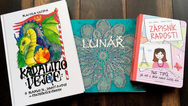 Který knižní balíček byste si přáli vyhrát? kavalino Foto: