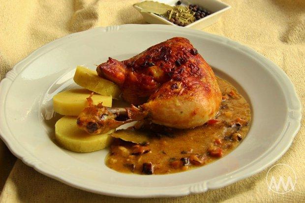 Kuře a la bažant 2 Foto: