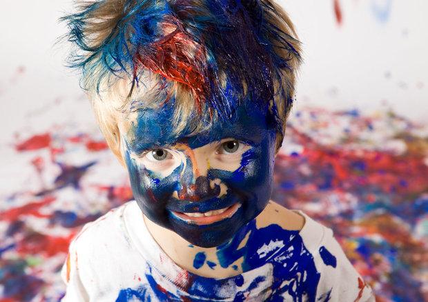 Zlobivé dítě Foto: