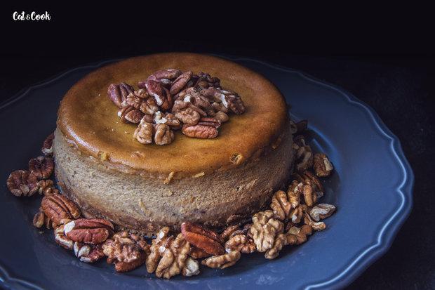 Kaštanový cheesecake 3 Foto: