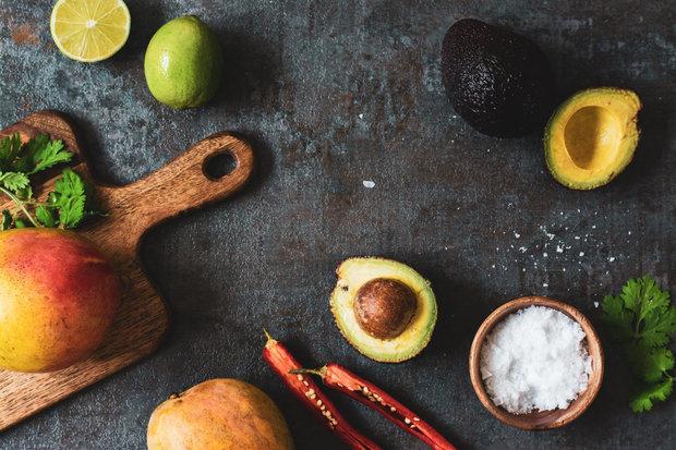 Mangová salsa  Foto: