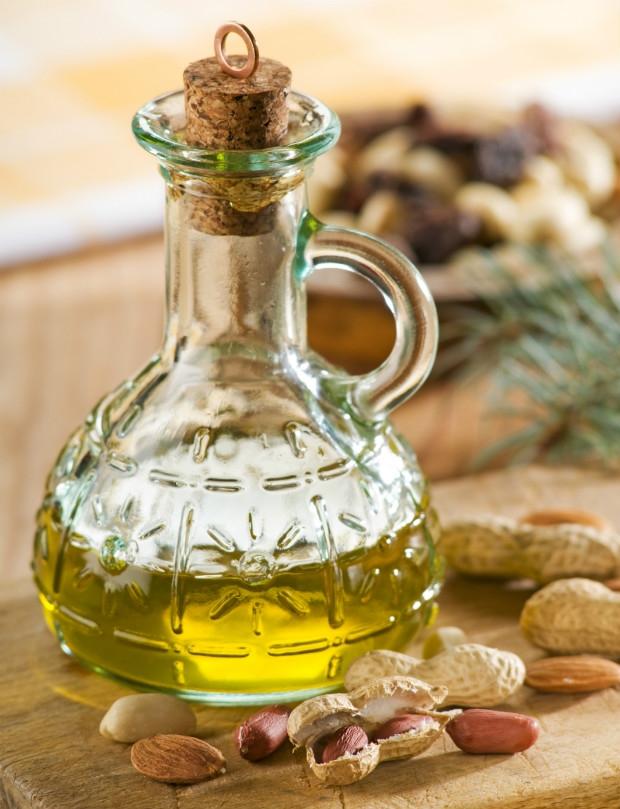 Arašídový olej Foto: Thinkstock