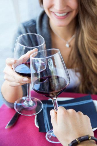 Červené víno je dobré pro vaše zuby Foto: