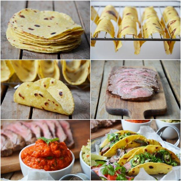 Hovězí tacos Foto: