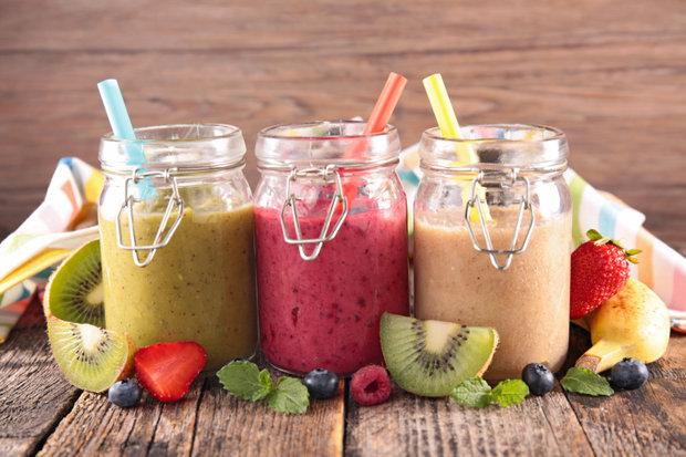 Do smoothie nemusíte zdaleka využít jen čerstvé ovoce Foto: