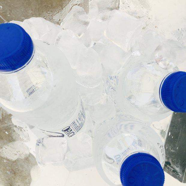Osm skrytých nástrah při pití ledové vody  led Foto: