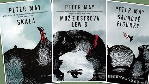 Knižní trilogie, které stojí za přečtení peter may Foto:
