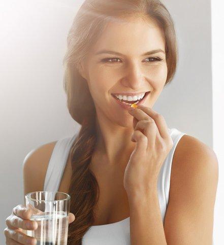 Doplňky stravy, bez kterých se žádná žena neobejde vitamin D Foto: