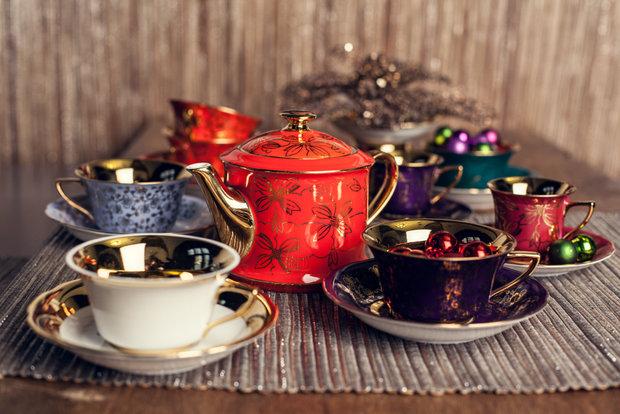 Sváteční kávu si dopřejte v nejlepším porcelánu, který doma najdete, bude chutnat dvojnásobně Foto: