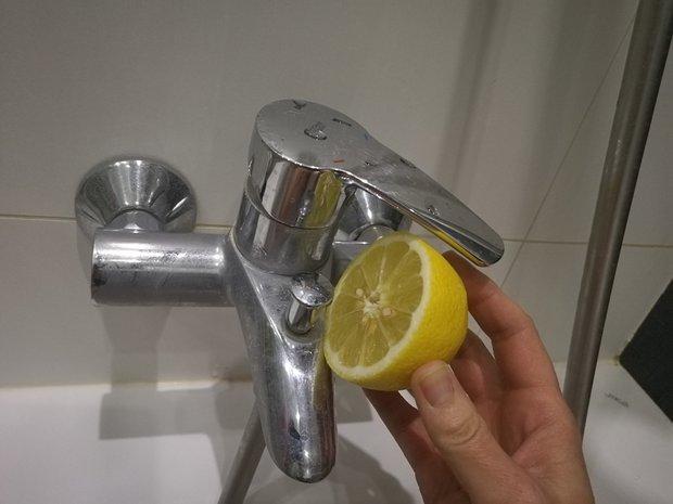 citron v koupelně 2 Foto: