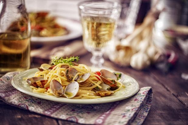 jídlo itálie Foto: