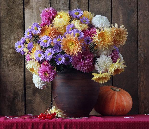 Květiny jsou tou nejlepší a nejvoňavější dekorací. Foto: