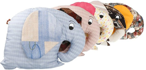 Tipy na dárky, které nejen potěší, ale i pomáhají slon Foto: