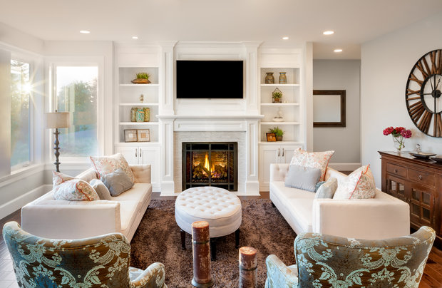 Zařiďte si obývací pokoj harmonicky. Foto: