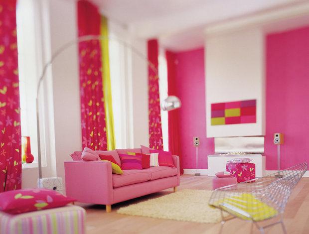 Chápeme, že některé barvy a jejich kombinace dobré náladě neprospívají... Foto: