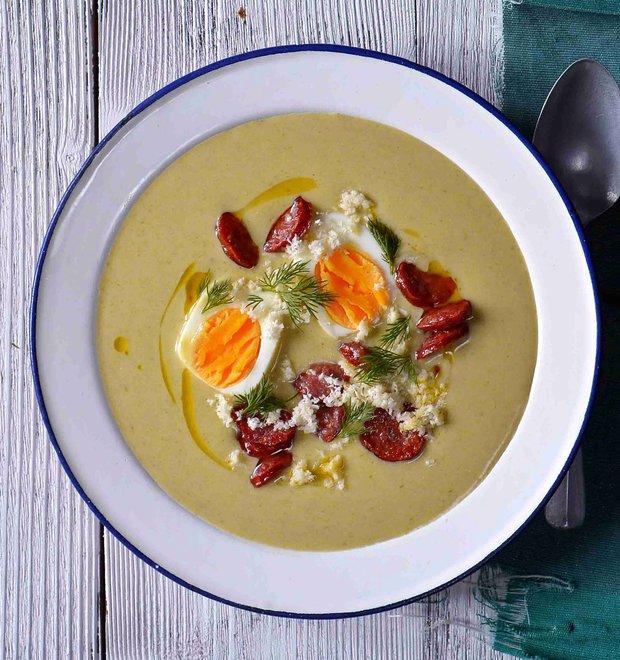 Polská velikonoční polévka  Foto: