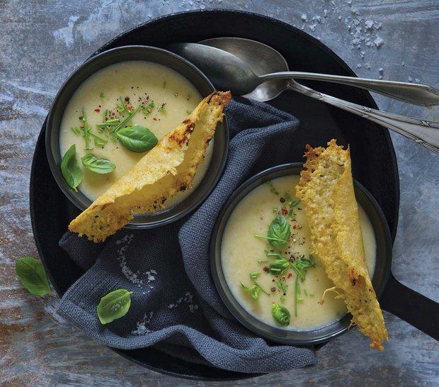 Švýcarská sýrová polévka  Foto:
