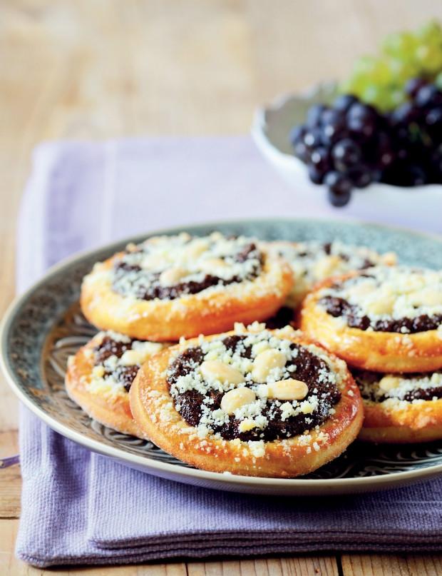 Svatomartinské koláče Foto: Gurmet