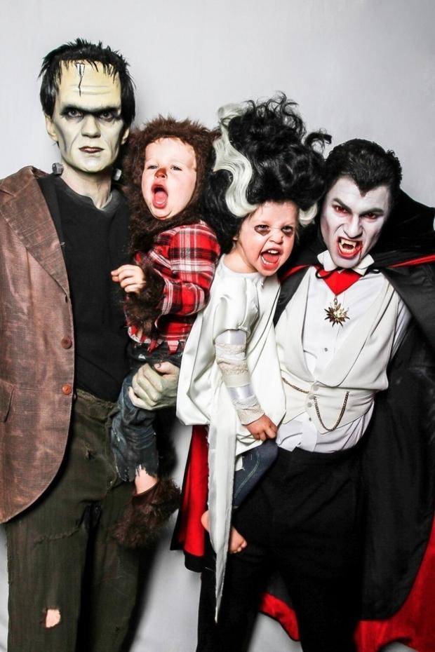 Neil Patrick Harris: druhý kostým na Halloween