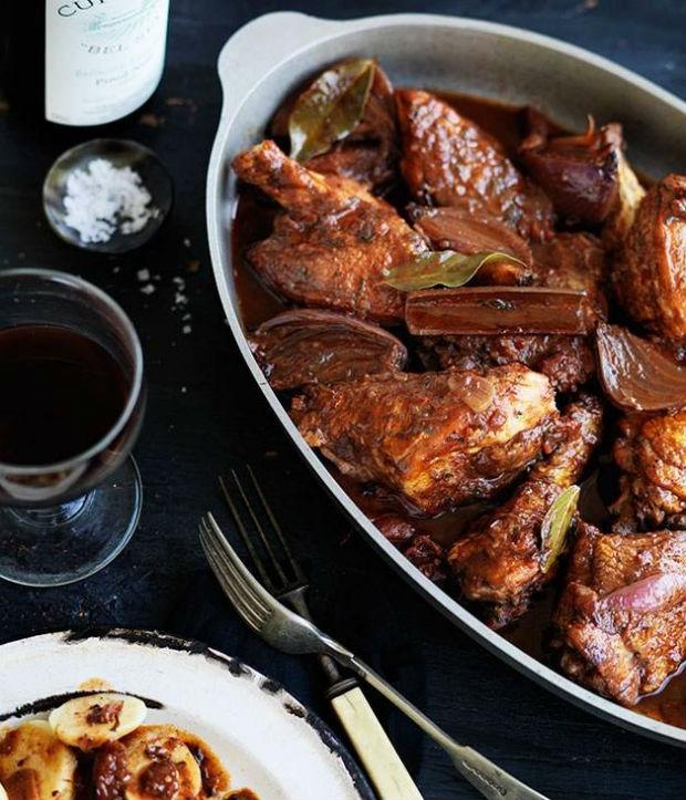 Řecké kuře Kapama  Foto: Just Spice