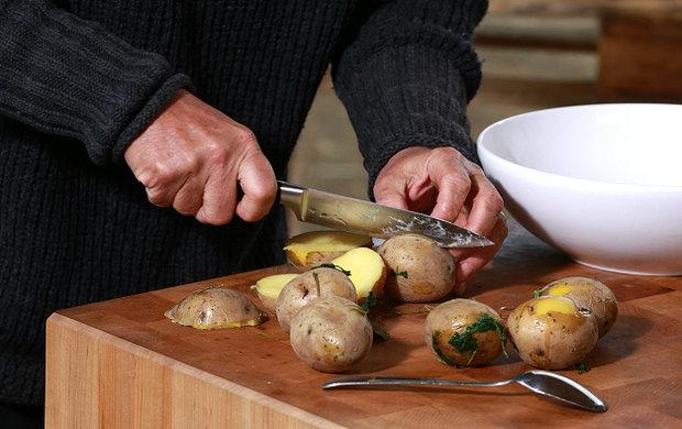 Křenové brambory 2