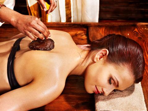 Zkuste si zajít na ajurvédskou masáž. Zbaví vás stresu a napětí Foto: