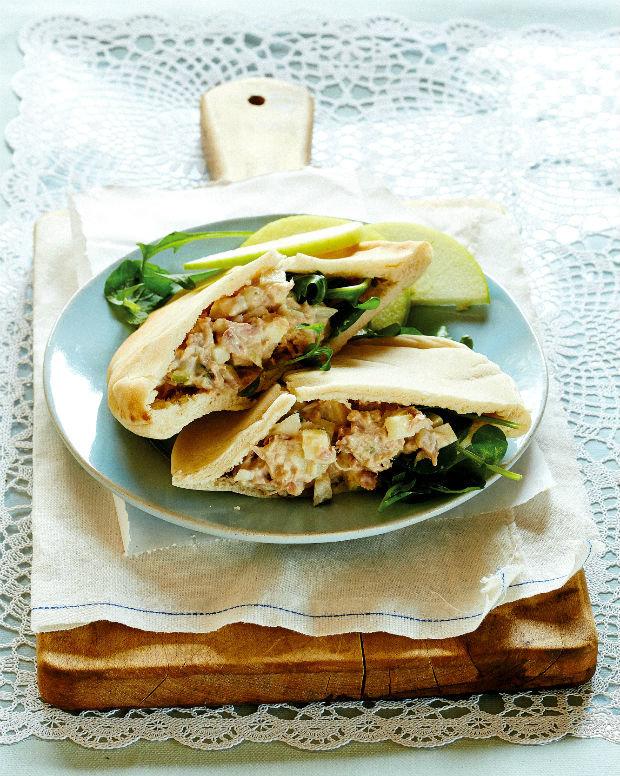 Kapsičky s tuňákovým salátem Foto: