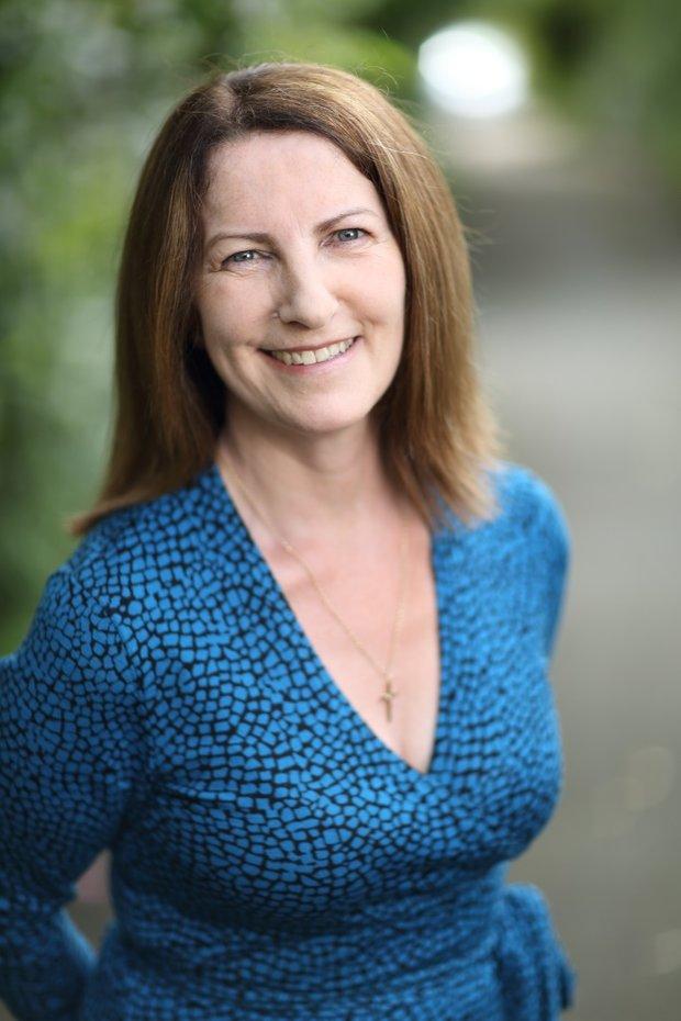 Lorna Byrne Photo. Photo credit Jason Clarke III Foto: