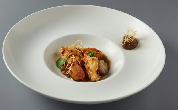Nové menu v AvantGarde restaurant 3 Foto: