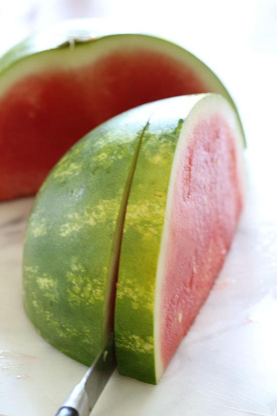 Slice-Watermelon-for-Pizza Foto: