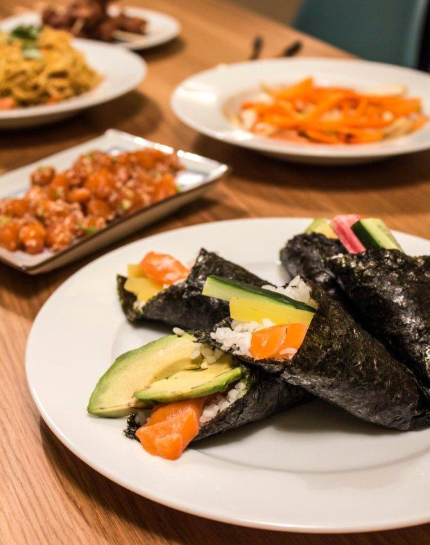 Připravte si hostinu v asijském stylu 5 Foto: