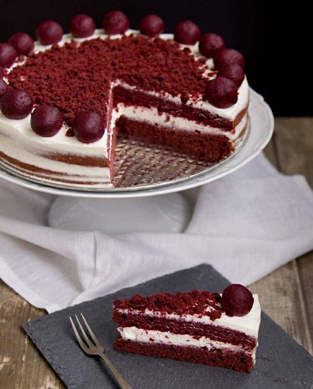 Red Velvet Cake 3 Foto: