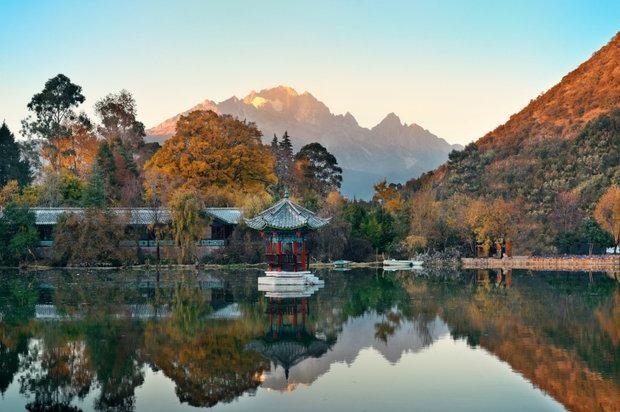 Podzim je dle čínské filozofie pěti prvků spojován se slezinou - Obrázek 2 Foto: