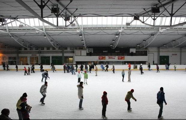 Zimní stadion Nikolajka  Foto: